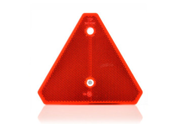 Baltic protrailers helkur kolmnurk punane
